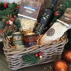 Cretolia Christmas Gift Basket