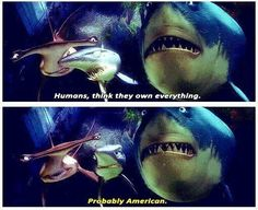 stereotyping in finding nemo It's no finding nemo i agree with you that pixar's gender problem goes far beyond the way that individual female characters are portrayed the problem you've identified with male stereotypes is also important — it's the fat manchild/hot nag pairing that drives so many american.