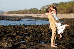 Playa Langosta Costa Rica Wedding