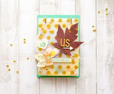 Us mini album by Evelynpy