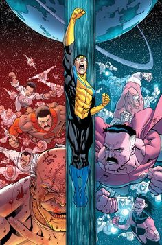 Invincible by Ryan Ottley