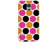 Capa Protetora Balls para Galaxy S5 - Geonav com as melhores condições você encontra no Magazine Shopspremium. Confira!