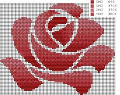 Thrilling Designing Your Own Cross Stitch Embroidery Patterns Ideas. Exhilarating Designing Your Own Cross Stitch Embroidery Patterns Ideas. Cross Stitch Boards, Cross Stitch Rose, Cross Stitch Flowers, Loom Patterns, Beading Patterns, Embroidery Patterns, Crochet Diagram, Crochet Chart, Cross Stitching