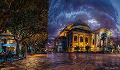 """Teatro Massimo (Palermo, Sicily) - <a href=""""http://dleiva.com/"""">dleiva.com/</a>"""
