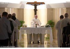Homilía del Papa: vencer la indiferencia, construir la cultura del encuentro…
