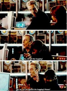 Doctor Who. This is my little brother every time tho.