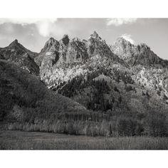 """""""Rocky Ridge Near Maroon Bells"""""""
