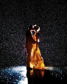When I Saw You I Fell in LOVE.    We need to make this happen the night of...if it snows!