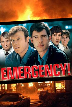 images of emergency tv show | Watch Emergency!