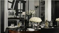 ralph lauren black and white home - Google Search