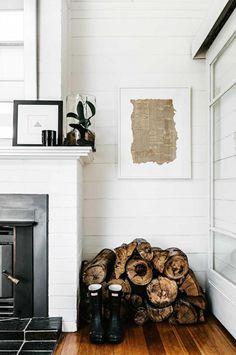 This Ivy House  - dustjacketattic:   cottage | photo brooke holm