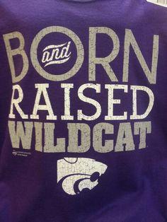Born and raised Wildcat