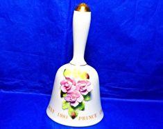 Princess Diana TY Beanie Baby 1997 Rare | Etsy Princess Diana Beanie Baby, Ty Beanie, Decorative Bells, Trending Outfits, Handmade, Vintage, Etsy, Hand Made, Vintage Comics