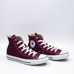 CONVERSE CHUCK TAYLOR ALL STAR HIGH - ΜΠΟΡΝΤΩ 37086e6f9e2