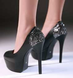 ENMAYER Elegant Women Heels -so elegant, waiting for my paycheck... Eagerly :D