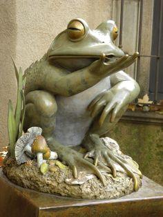 Kiss a frog, Sedona