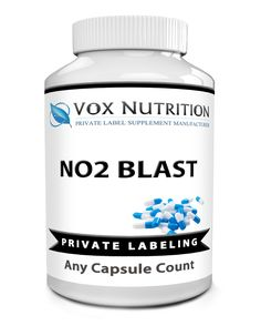 private label no2 sports supplements