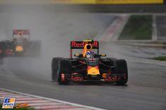 Max Verstappen, Red Bull, Formule 1 Grand Prix van Hongarije 2016, Formule 1