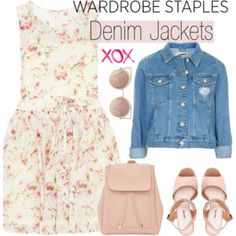 Wardrobe Staple: Denim Jackets