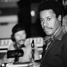 """Wayne Shorter & Joe Zawinul of 'The Weather Report. Joe wrote the hit song """"Mercy, Mercy, Mercy"""". He also composed """"Walk Tall"""" and """"Country Preacher"""","""
