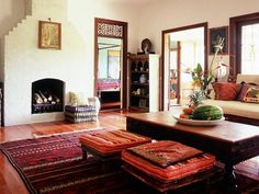 The Indian Styled Home Living Room My Decorati Home Design Wall About Furniture… Living Room Cushions, Rugs In Living Room, Home And Living, Living Room Designs, Living Room Decor, Living Room Furniture, Home Furniture, Living Room Ornaments, Wall Design