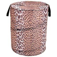 Cheetah Pop Up Hamper Laundry Storage, Laundry Hamper, Glass Pipes, Water Pipes, Cheetah Print Bathroom, Kitchen Organization, Storage Organization, Spring Steel, Smoke Shops