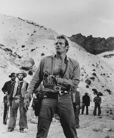 Charlton Heston - The Big Country (1958)