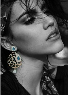 Beautiful  Earings,,,,, BA,,,