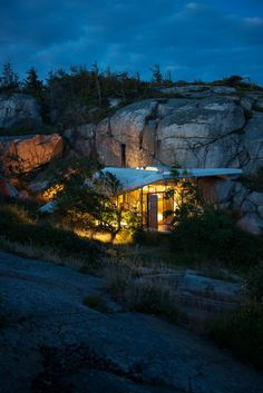 Contemporary Cabin by Lund Hagem - Archiscene - Your Daily Architecture & Design Update