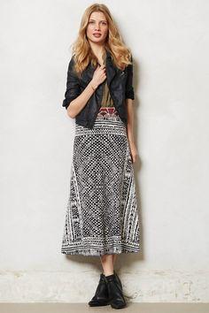 Vereda Sweater Skirt - anthropologie.com