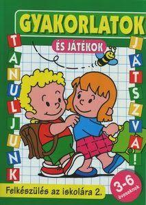 Marci fejlesztő és kreatív oldala: Tanuljunk játszva 2. Kindergarten, Family Guy, Album, Comics, School, Books, Fictional Characters, Libros, Book