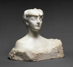 """Auguste Rodin (French, Paris 1840–1917 Meudon). Madame X, modeled ca. 1907. The Metropolitan Museum of Art, New York. Gift of Thomas F. Ryan, 1910(11.173.6) 
