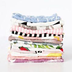 Bamboo Muslin Burp Rags Burp Rags, Burp Cloths, Binky, Little Ones, Baby Dolls, Baby Shower Gifts, Boy Or Girl, Diaper Bag, Bags