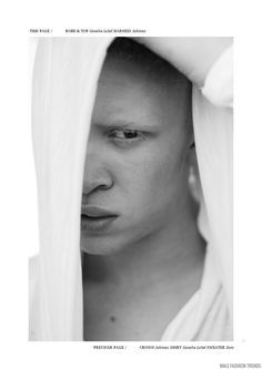 Shaun Ross para Atlas Magazine No. 3 | Male Fashion Trends