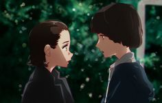 Stranger things eleven and mike. fanart done for season 2 Eleventh, Stranger Things Art, Illustration, Stranger Things Aesthetic, Art, Stranger Things Characters, Anime, Pictures, Fan Art