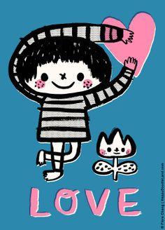 O amor pode acontecer com pessoas opostas . Nunca ouviu falar que os opostos atraem-se.