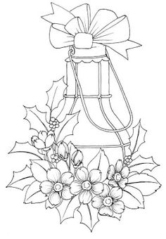 Beccy's Place: Christmas Lantern