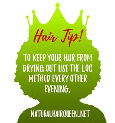 {Natural Hair Natural Hair Care Hair Tip Healthy hair LOC Method Natural Hair Growth Low Porosity Hair Products, Hair Porosity, Damp Hair Styles, Curly Hair Styles, Natural Hair Styles, Locs Styles, Best Natural Hair Products, Natural Haircare, Diy Haircare