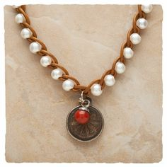 Shop Now! I found the Rough and Tumbled Pearls Necklace at http://www.arhausjewels.com/product/nc828/necklaces. $186.00 #arhausjewels #necklaces.