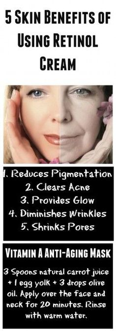 Retinol is an amazing skin care ingredient with many benefits for the skin.