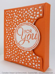 Stampin' Up! Envelope Punch Board