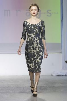 from Toronto Fashion Week Fall/Winter 2013: Comrags  #Comrags