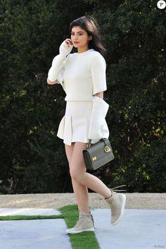 Kylie Jenner à Beverly Hills, le 1er août 2016