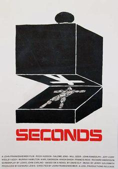 Saul Bass, Seconds, Poster, 1966