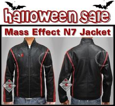 """Gaming Costumes for Halloween 2013 - """"Mass Effect 3 N7"""" - #masseffect #masseffect3 #n7 #n7game #halloweenshopping #halloweencosplay #halloweencostume"""