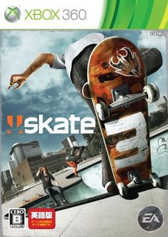 Skate 3 Xbox 360 Skating Game Brand New Sealed Xbox One Compatibl Skateboarding 14633192933 Wwe Xbox 360, Skate 3 Xbox 360, Playstation, Xbox 360 Video Games, Latest Video Games, Xbox Games, Wii, Microsoft, Videogames