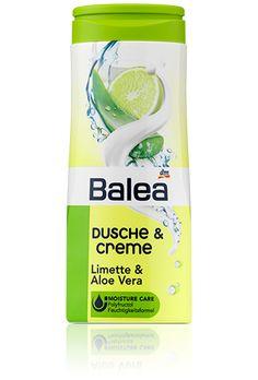 bild-balea-dusche-und-creme-limette-und-aloe-vera- 400ml 0,50 (0)