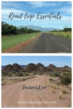 Road Trip Essentials Packing List. Do not leave home without these! #roadtrip #essentialitems #packinglist Road Trip Packing, Road Trip Essentials, Packing List For Travel, Road Trips, Travel Around The World, Around The Worlds, Road Trip Adventure, Travel Cards, Africa Travel