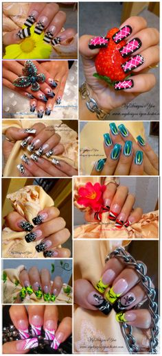 Nail Art Designs by #MyDesigns4you See all the tutorials at www.youtube.com/MyDesigns4You Дизайн ногтей