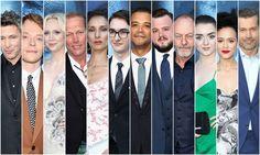 HBOs Game of Thrones Season 7 Premiere Red Carpet Rundown